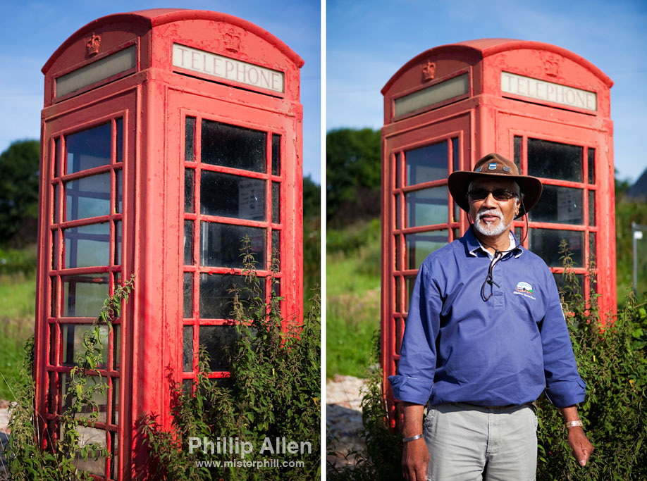 Discover Dorset tour guide Gerry not only has an abiding love of Dorset and a rich knowledge of the county