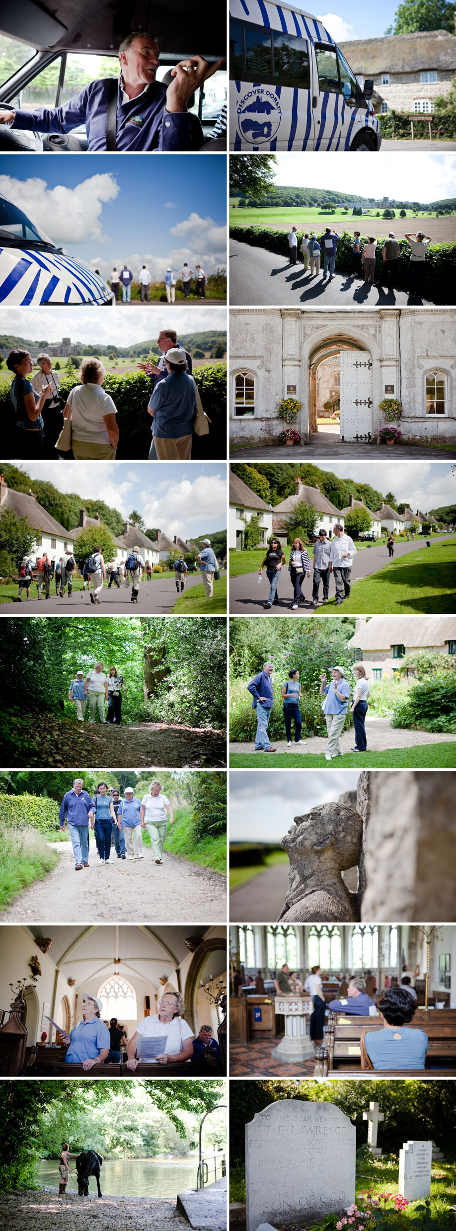 Discovering deepest Dorset with Discover Dorset photographed by Bournemouth photographer Phillip Allen