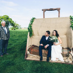 Godwick Hall & Great Barn Wedding Photography : Paula & Bill