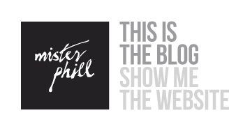 Documentary Wedding Stories : Mister Phill logo